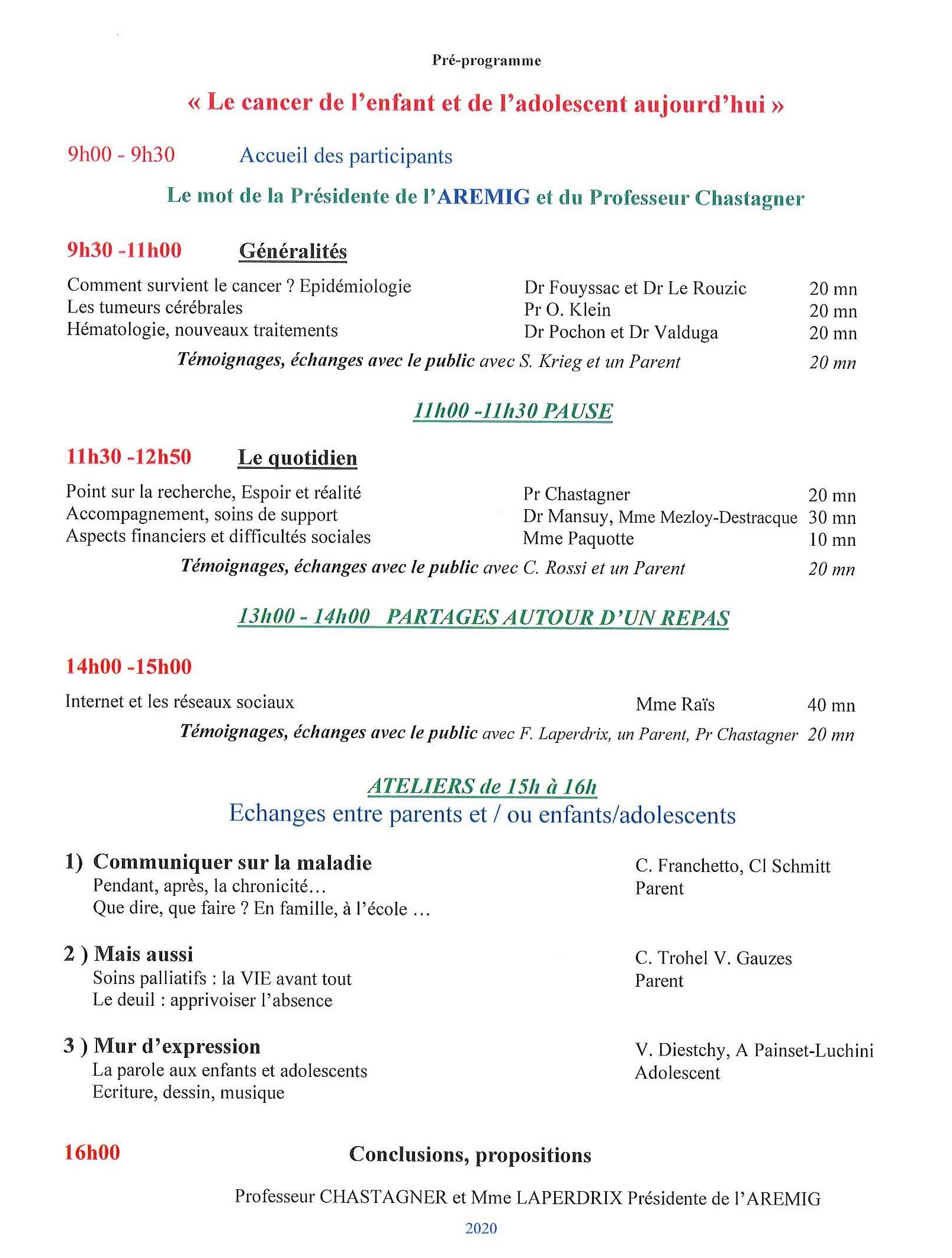 programme colloque 2020